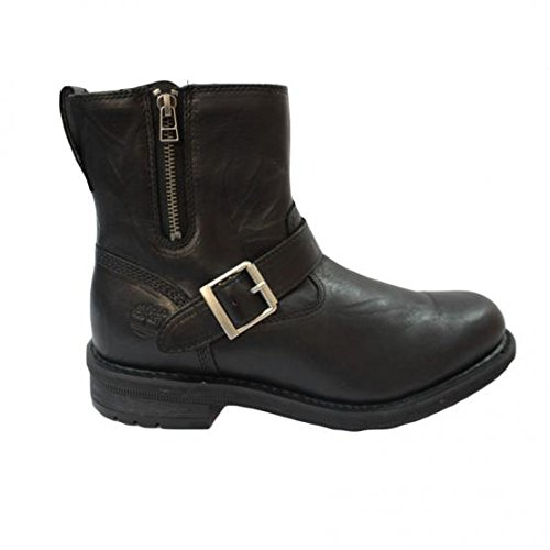 TIMBERLAND WESTBANK GRUNGE SIDE ZIP BOOT 10