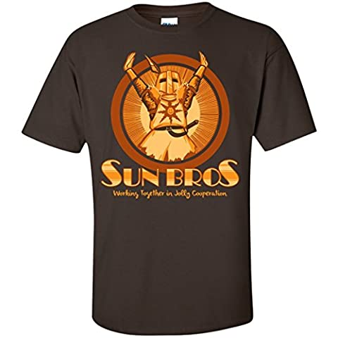 Greucy-darkSun Bros - Dark Souls T-shirt