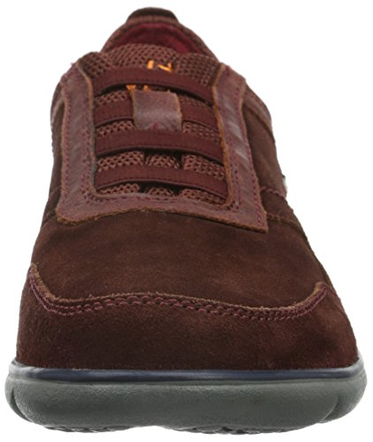 Bugatti K2669pr36, Baskets Basses Homme Bordeaux (329)