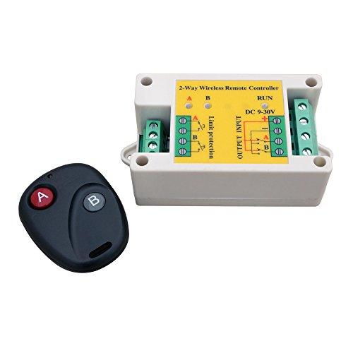 DCHOUSE Controlador de motor DC Control remoto inal¨mbrico Kit inversor positivo para...