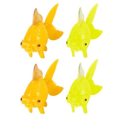 water-wood-4-pcs-yellow-orange-plastic-swing-tail-goldfish-for-aquarium-fish-tank