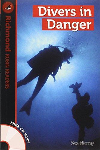 RICHMOND ROBIN READERS 1 DIVERS IN DANGER+CD - 9788466810210
