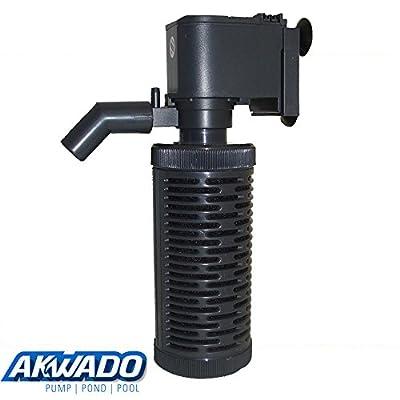 SunSun HQJ-900I Pompe à flux comme pompe de filtration d'aquarium 500l/h 12W