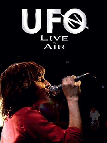 UFO - Live To Air [OV] - Ufo Air