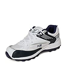 59332b5433b0 Mens Air White Blue Running Sports Shoes (10)