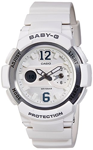 Casio Baby-G Analog-Digital White Dial Women's Watch - BGA-210-7B4DR (BX052) image