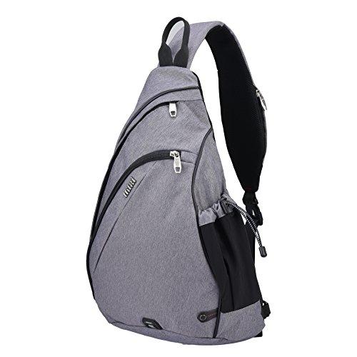 mixi-multipurpose-sling-cross-body-bag-shoulder-backpack-school-outdoor-sports-travel-rucksack-gray-