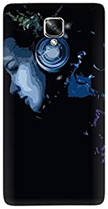 APE Designer Back Cover for One Plus 3