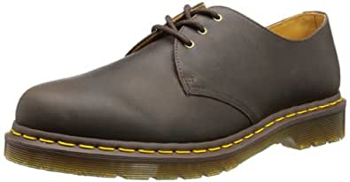 Dr. Marten's Original 1461 Bouquet, Men's Lace-Up Flats, Gaucho/Crazy Horse, 40 EU(6.5 UK)