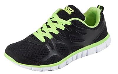 Crossa - Laufschuhe Damen Herren Unisex Turnschuhe Schuhe Sportschuhe Runner Fitness Training Jogging Cross verschiedene Farben 36 37 38 39 40 41 42 43 44 45 46