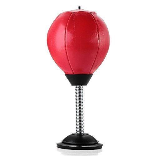 Tonyko Stress Reliever Tischgeschwindigkeit Stanzkugel mit Pumpe