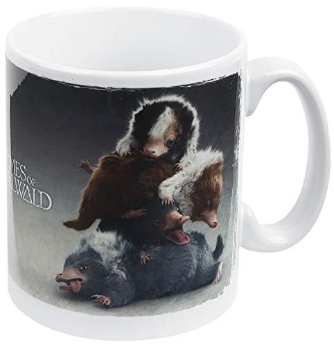 Animales Fantásticos Grindelwalds Verbrechen - Nifflers Tazas multico