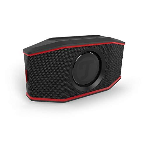 Teufel ROCKSTER GO Schwarz Streaming Bluetooth Wireless Musik BT WiFi