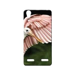 BLUEDIO Designer 3D Printed Back case cover for Lenovo A6000 / A6000 + - G7089