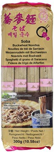 Chunsi Buchweizennudeln, 6er Pack (6 x 300 g)