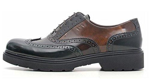 Nero Giardini , Chaussures de ville à lacets pour femme Ebano