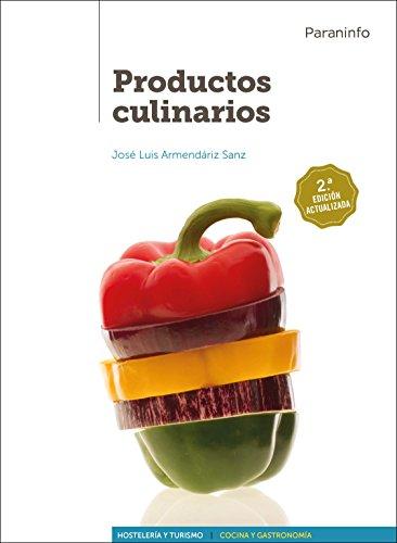 Productos culinarios 2.ª edición
