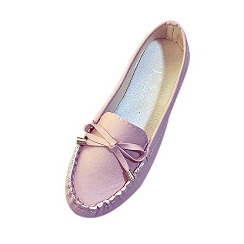 Rawdah Mujeres Flats Zapatos Casual zapatos de mujer se desliza plana