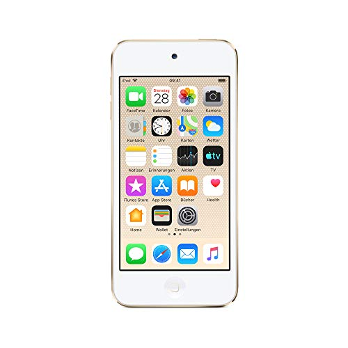 Apple iPod touch (128 GB) - Gold (Neuestes Modell)