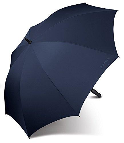 ESPRIT Regenschirme Golf Regenschirm sailor blue -