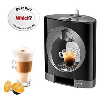 NESCAFE Dolce Gusto Oblo Coffee Machine by Krups - Black (B00MHKYRXM) | Amazon price tracker / tracking, Amazon price history charts, Amazon price watches, Amazon price drop alerts