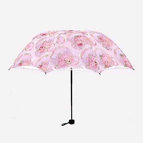 bpblgf Paraguas De La Boda del Patio ProteccióN Ultravioleta del DiseñO con El Paraguas del CordóN del CordóN del CordóN a, 01