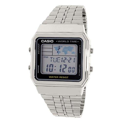 Reloj Casio Unisex A500WA-1D