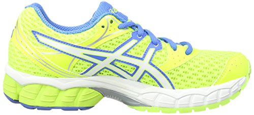 ASICS Gel-Pulse 6, Chaussures Multisport Outdoor Femmes Jaune (Flash Yellow/White/Powder Blue 701)
