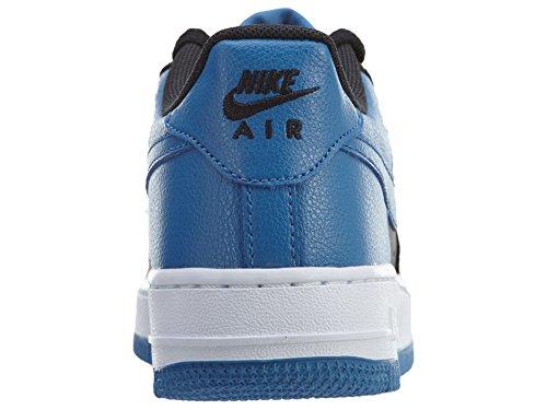Nike - Black / Star Blue-white, Scarpe sportive Bambino Black (Nero / Blu-White Star)