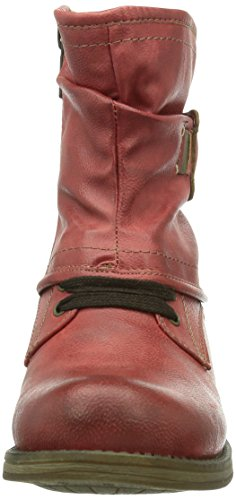 Mustang Booty, Boots fille Rouge (5 rot)