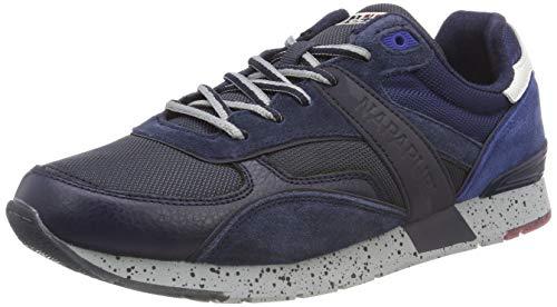 Napapijri Footwear Herren RABARI Sneaker, Blau (Blue Marine N65), 42 EU