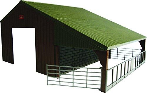 britains-bri42920-vehicule-miniature-modele-a-lechelle-batiment-avec-enclos-pour-animaux-vert-echell