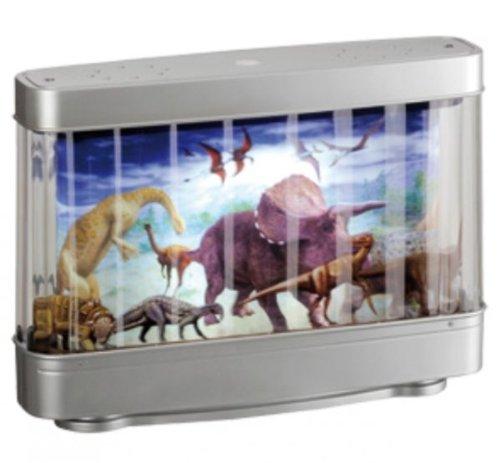 Terrarium, les dinosaures, 1 x T4/230V/10W, LAMPES DIRECT