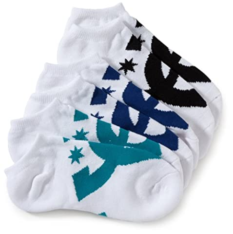 Chaussettes DC Shoes Suspension 2 Blanc coloris assortis SX1
