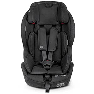 Kinderkraft Safety-Fix Siège Auto Isofix Noir 9 à 36 kg