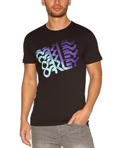 Herren T-Shirt Oakley Quad Factory T-Shirt