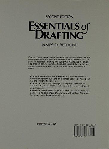Essentials of Drafting