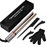 Best Curling Iron 1 1 2s - Hair Straighteners UK Plug, HUANYUZH 2 in 1 Review