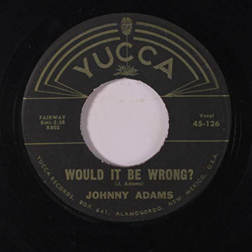 would it be wrong 45 rpm single -
