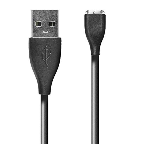 kj-vertrieb USB-Ladekabel für Fitbit Surge Fitness Armband