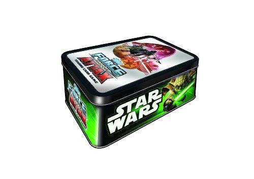 STAR WARS Force Attax Movie Tin