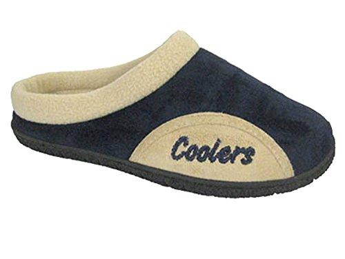 Coolers  Coolers,  Herren Durchgängies Plateau Sandalen mit Keilabsatz Dunkelblau