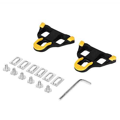 15c09d267d5 KNOSSOS Self-Locking Cycling Pedal Road Bicycle Cleat For Shimano SM-SH11  SPD-