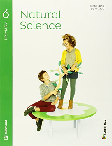 NATURAL SCIENCE 6 PRIMARY STUDENT'S BK + AUDIO - 9788468029078 por Aa.Vv.