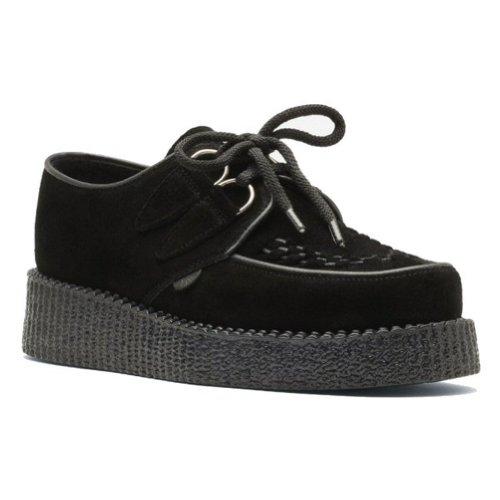 Underground, Sneaker uomo Nero nero, Nero (nero), 41.5