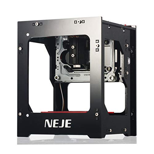 NEJE DK-8-KZ 1000mW Mini Laser Engraving Machine DIY Electric Mini Printer Of Equipment For Household And Workplace