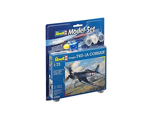 revell-63983-maquette-daviation-vought-f4u-1d-corsair-63-pieces-echelle-1-72