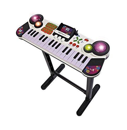 Simba 106832609 - My Music World Standkeyboard mit MP3 Funktion