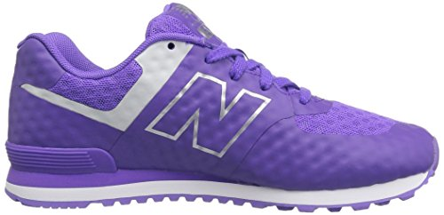 New Balance Kl574, Stivaletti Unisex-Bambini Multicolore (Bleached Violet)