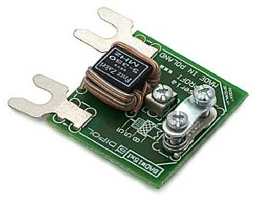 Antenne Balun SA I-III Impedanz 300Ohm auf 75Ohm Frequenzbereich Kanäle 1-12 + FM Bereich / 40-230 MHz -